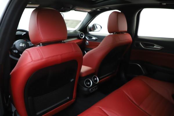 New 2020 Alfa Romeo Giulia Ti Sport Q4 for sale $51,995 at Bugatti of Greenwich in Greenwich CT 06830 21