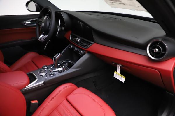 New 2020 Alfa Romeo Giulia Ti Sport Q4 for sale Sold at Bugatti of Greenwich in Greenwich CT 06830 22