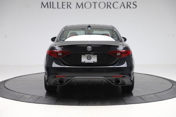 New 2020 Alfa Romeo Giulia Ti Sport Q4 for sale Sold at Bugatti of Greenwich in Greenwich CT 06830 6