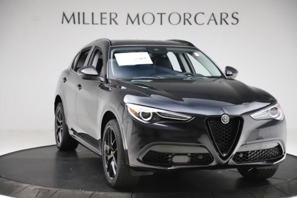 New 2020 Alfa Romeo Stelvio Sport Q4 for sale $50,795 at Bugatti of Greenwich in Greenwich CT 06830 11