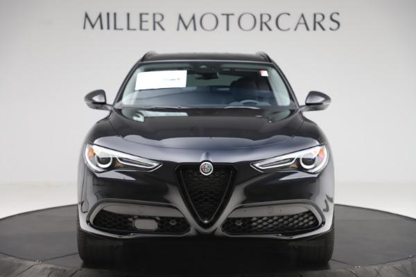 New 2020 Alfa Romeo Stelvio Sport Q4 for sale $50,795 at Bugatti of Greenwich in Greenwich CT 06830 12