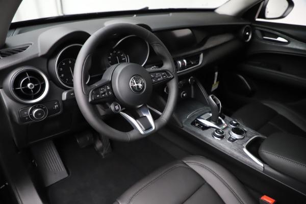 New 2020 Alfa Romeo Stelvio Sport Q4 for sale $50,795 at Bugatti of Greenwich in Greenwich CT 06830 13