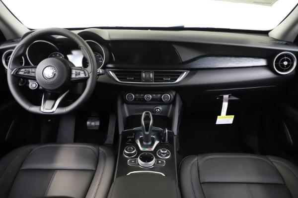New 2020 Alfa Romeo Stelvio Sport Q4 for sale $50,795 at Bugatti of Greenwich in Greenwich CT 06830 16