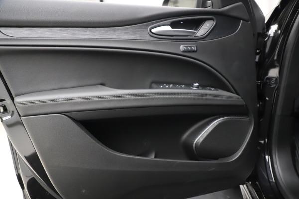 New 2020 Alfa Romeo Stelvio Sport Q4 for sale $50,795 at Bugatti of Greenwich in Greenwich CT 06830 17