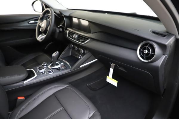 New 2020 Alfa Romeo Stelvio Sport Q4 for sale $50,795 at Bugatti of Greenwich in Greenwich CT 06830 22