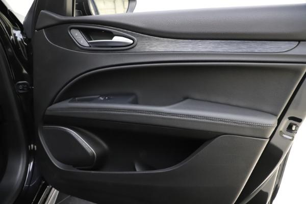 New 2020 Alfa Romeo Stelvio Sport Q4 for sale $50,795 at Bugatti of Greenwich in Greenwich CT 06830 25