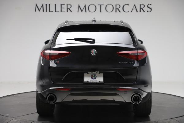New 2020 Alfa Romeo Stelvio Sport Q4 for sale $50,795 at Bugatti of Greenwich in Greenwich CT 06830 6
