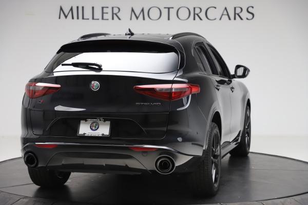 New 2020 Alfa Romeo Stelvio Sport Q4 for sale $50,795 at Bugatti of Greenwich in Greenwich CT 06830 7