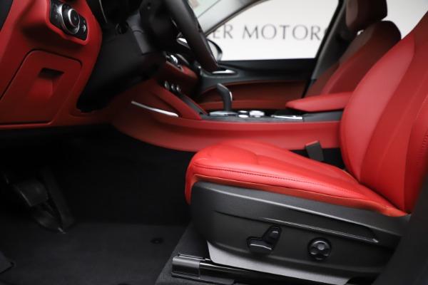 New 2020 Alfa Romeo Stelvio Sport Q4 for sale Sold at Bugatti of Greenwich in Greenwich CT 06830 14