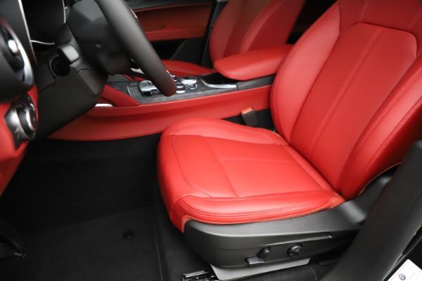 New 2020 Alfa Romeo Stelvio Sport Q4 for sale Sold at Bugatti of Greenwich in Greenwich CT 06830 15