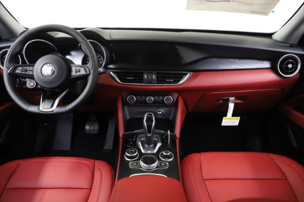 New 2020 Alfa Romeo Stelvio Sport Q4 for sale Sold at Bugatti of Greenwich in Greenwich CT 06830 16
