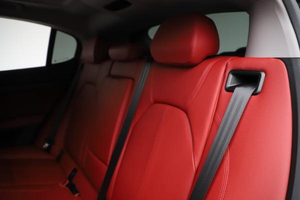New 2020 Alfa Romeo Stelvio Sport Q4 for sale Sold at Bugatti of Greenwich in Greenwich CT 06830 18