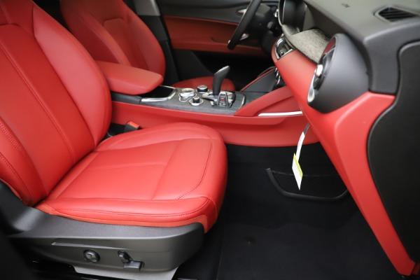 New 2020 Alfa Romeo Stelvio Sport Q4 for sale Sold at Bugatti of Greenwich in Greenwich CT 06830 24