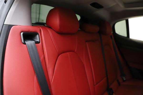 New 2020 Alfa Romeo Stelvio Sport Q4 for sale Sold at Bugatti of Greenwich in Greenwich CT 06830 26