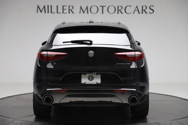 New 2020 Alfa Romeo Stelvio Sport Q4 for sale Sold at Bugatti of Greenwich in Greenwich CT 06830 6