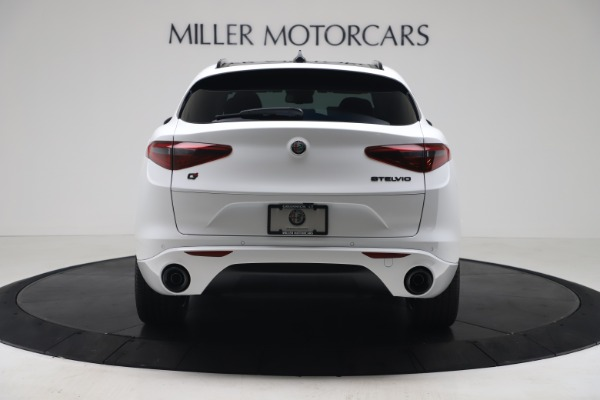 New 2020 Alfa Romeo Stelvio Sport Q4 for sale $50,195 at Bugatti of Greenwich in Greenwich CT 06830 6