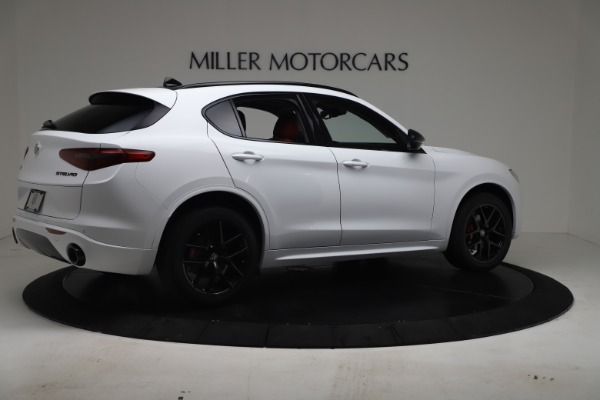 New 2020 Alfa Romeo Stelvio Sport Q4 for sale $50,195 at Bugatti of Greenwich in Greenwich CT 06830 8