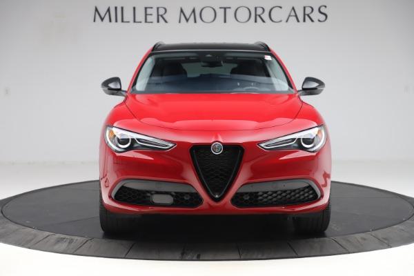 New 2020 Alfa Romeo Stelvio Sport Q4 for sale $50,495 at Bugatti of Greenwich in Greenwich CT 06830 12