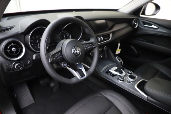 New 2020 Alfa Romeo Stelvio Sport Q4 for sale $50,495 at Bugatti of Greenwich in Greenwich CT 06830 13