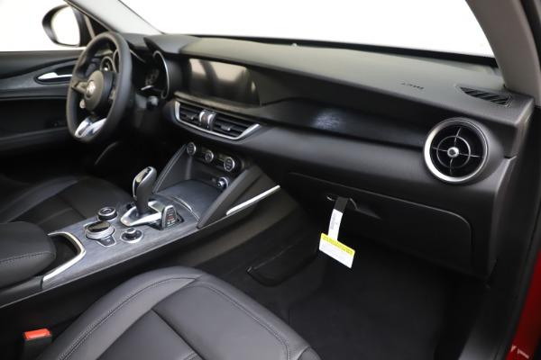 New 2020 Alfa Romeo Stelvio Sport Q4 for sale $50,495 at Bugatti of Greenwich in Greenwich CT 06830 22