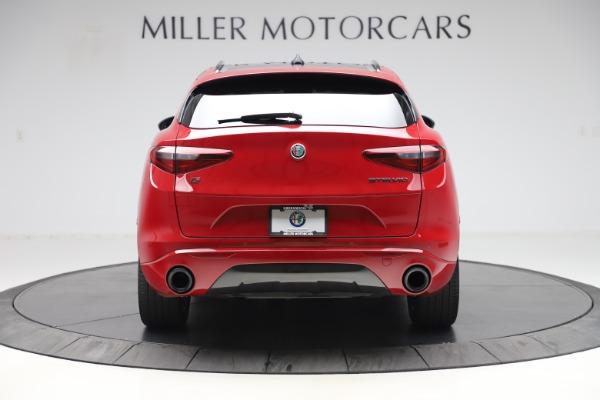 New 2020 Alfa Romeo Stelvio Sport Q4 for sale $50,495 at Bugatti of Greenwich in Greenwich CT 06830 6