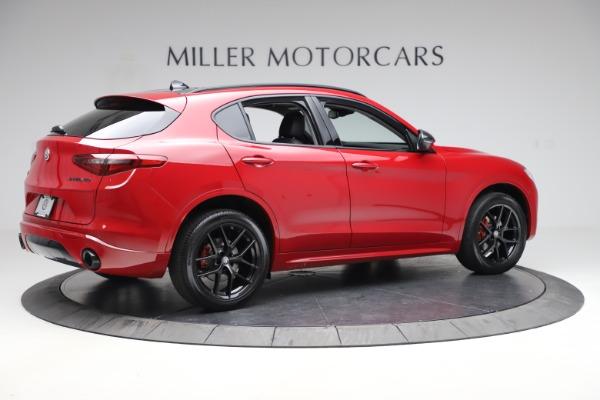 New 2020 Alfa Romeo Stelvio Sport Q4 for sale $50,495 at Bugatti of Greenwich in Greenwich CT 06830 8