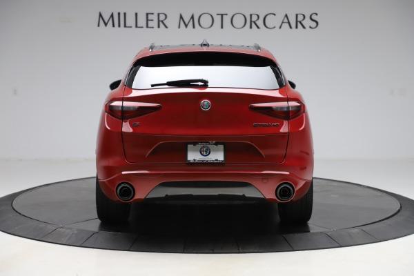 New 2020 Alfa Romeo Stelvio Ti Sport Q4 for sale Sold at Bugatti of Greenwich in Greenwich CT 06830 6