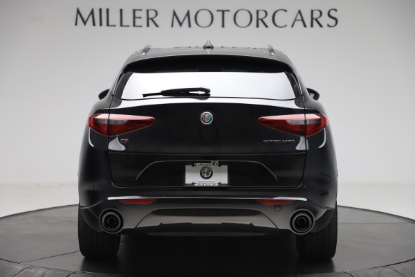 New 2020 Alfa Romeo Stelvio Ti Sport Q4 for sale Sold at Bugatti of Greenwich in Greenwich CT 06830 6