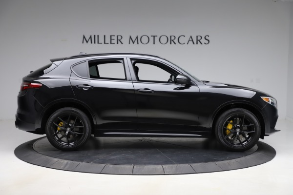 New 2020 Alfa Romeo Stelvio Ti Sport Q4 for sale Sold at Bugatti of Greenwich in Greenwich CT 06830 9