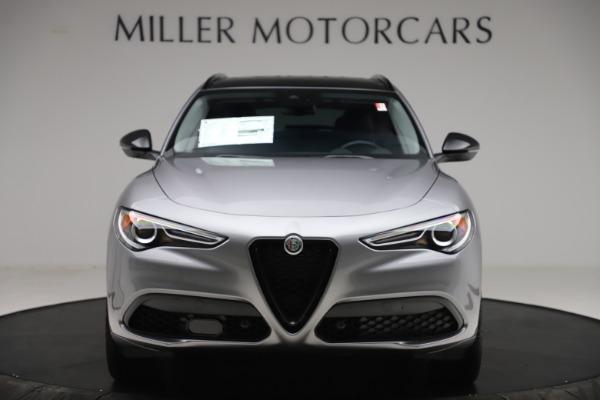 New 2020 Alfa Romeo Stelvio Sport Q4 for sale $51,095 at Bugatti of Greenwich in Greenwich CT 06830 12