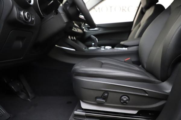 New 2020 Alfa Romeo Stelvio Sport Q4 for sale $51,095 at Bugatti of Greenwich in Greenwich CT 06830 14