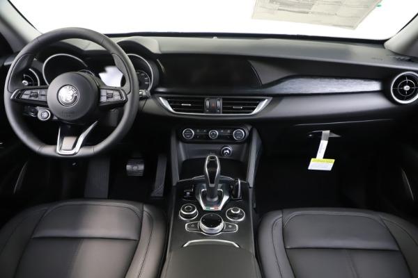 New 2020 Alfa Romeo Stelvio Sport Q4 for sale $51,095 at Bugatti of Greenwich in Greenwich CT 06830 16