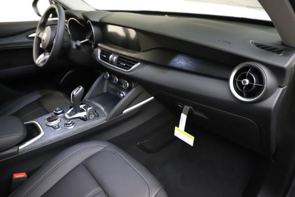 New 2020 Alfa Romeo Stelvio Sport Q4 for sale $51,095 at Bugatti of Greenwich in Greenwich CT 06830 22