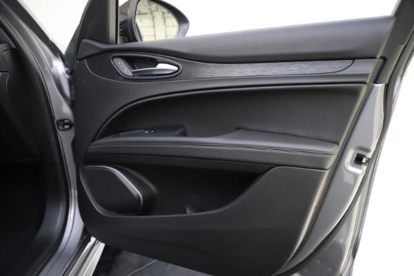 New 2020 Alfa Romeo Stelvio Sport Q4 for sale $51,095 at Bugatti of Greenwich in Greenwich CT 06830 25