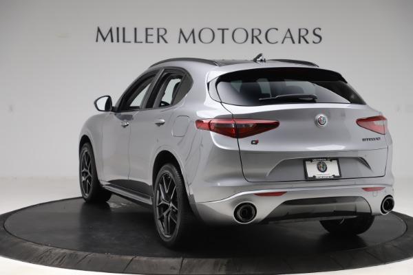 New 2020 Alfa Romeo Stelvio Sport Q4 for sale $51,095 at Bugatti of Greenwich in Greenwich CT 06830 5