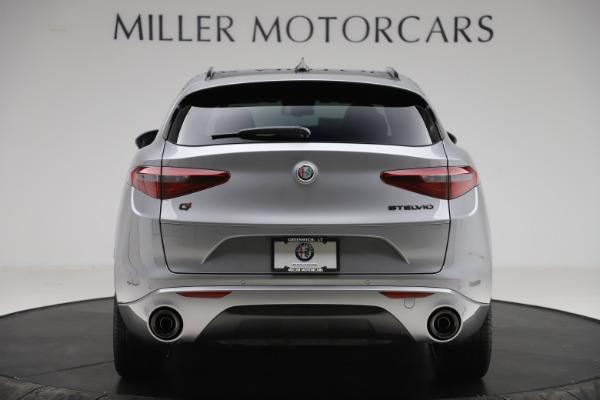 New 2020 Alfa Romeo Stelvio Sport Q4 for sale $51,095 at Bugatti of Greenwich in Greenwich CT 06830 6