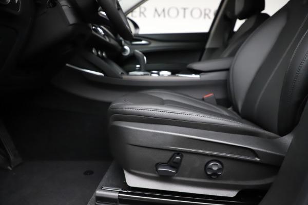 New 2020 Alfa Romeo Stelvio Ti Q4 for sale Call for price at Bugatti of Greenwich in Greenwich CT 06830 14