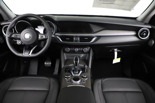 New 2020 Alfa Romeo Stelvio Ti Q4 for sale Call for price at Bugatti of Greenwich in Greenwich CT 06830 16