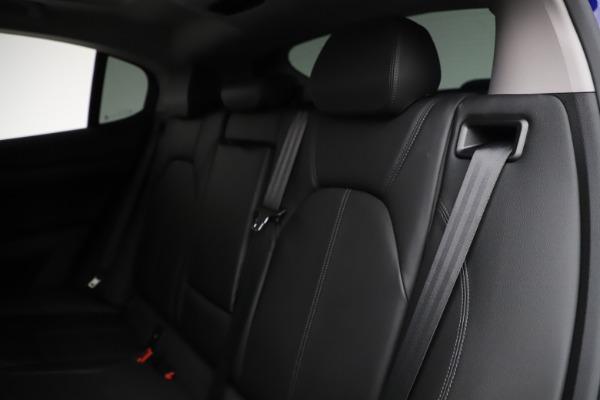 New 2020 Alfa Romeo Stelvio Ti Q4 for sale Call for price at Bugatti of Greenwich in Greenwich CT 06830 18