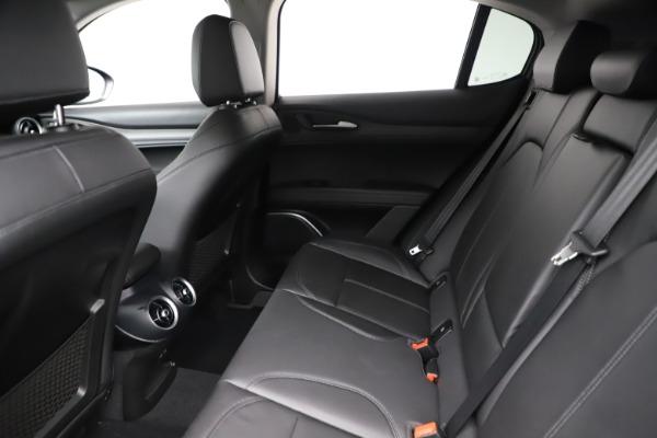 New 2020 Alfa Romeo Stelvio Ti Q4 for sale Call for price at Bugatti of Greenwich in Greenwich CT 06830 19