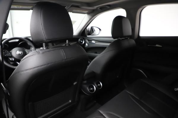 New 2020 Alfa Romeo Stelvio Ti Q4 for sale Call for price at Bugatti of Greenwich in Greenwich CT 06830 20