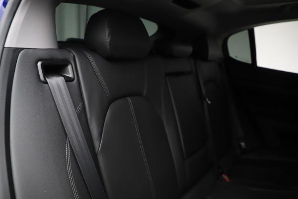 New 2020 Alfa Romeo Stelvio Ti Q4 for sale Call for price at Bugatti of Greenwich in Greenwich CT 06830 26
