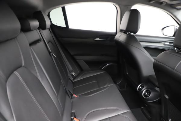 New 2020 Alfa Romeo Stelvio Ti Q4 for sale Call for price at Bugatti of Greenwich in Greenwich CT 06830 27