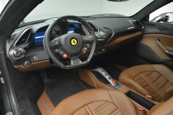 Used 2018 Ferrari 488 GTB for sale $249,900 at Bugatti of Greenwich in Greenwich CT 06830 13