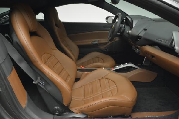 Used 2018 Ferrari 488 GTB for sale Sold at Bugatti of Greenwich in Greenwich CT 06830 18