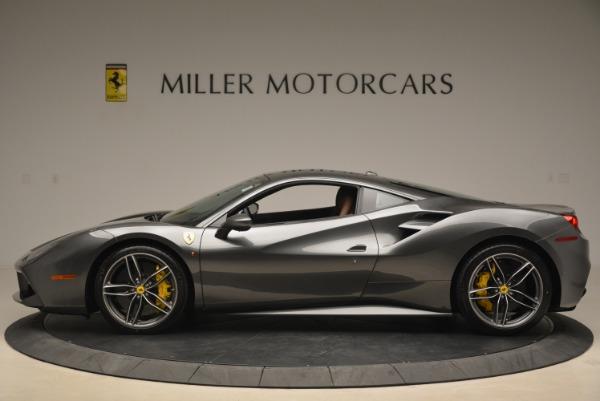 Used 2018 Ferrari 488 GTB for sale $249,900 at Bugatti of Greenwich in Greenwich CT 06830 3