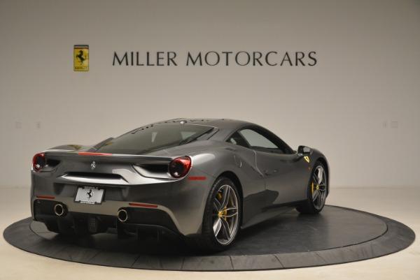 Used 2018 Ferrari 488 GTB for sale $249,900 at Bugatti of Greenwich in Greenwich CT 06830 7