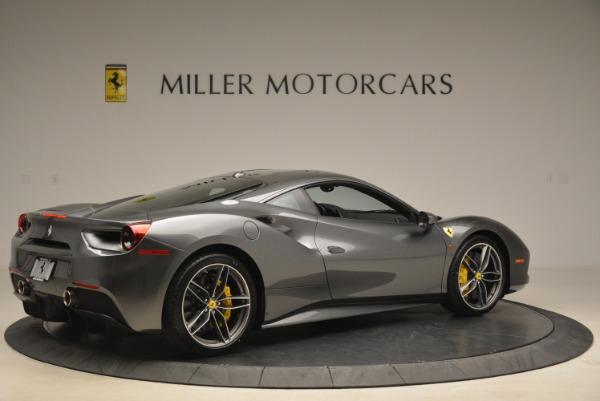 Used 2018 Ferrari 488 GTB for sale $249,900 at Bugatti of Greenwich in Greenwich CT 06830 8