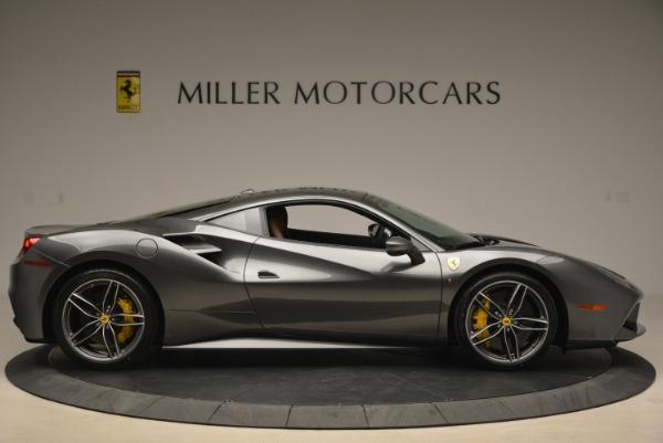 Used 2018 Ferrari 488 GTB for sale $249,900 at Bugatti of Greenwich in Greenwich CT 06830 9