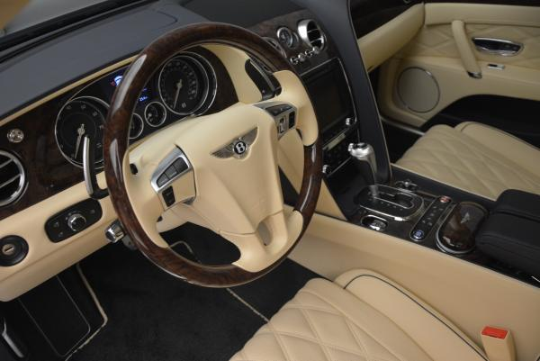 Used 2016 Bentley Flying Spur W12 for sale Sold at Bugatti of Greenwich in Greenwich CT 06830 13